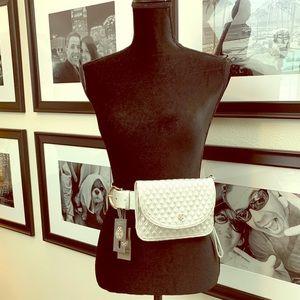 NWT Vince Camuto belt bag and wristlet